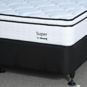 Super pillow top bed